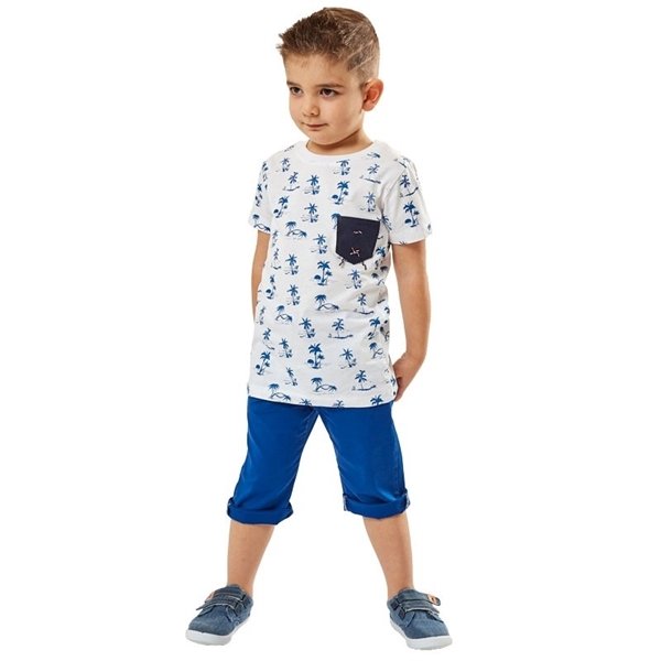 Hashtag Παιδικό Σετ Φοίνικες Για Αγόρι, Μπλέ Ρουά