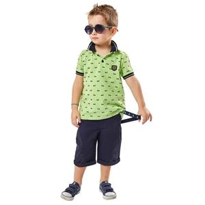 Hashtag Παιδικό Σετ Βέσπες Για Αγόρι, Λαχανί