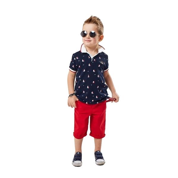 Hashtag Παιδικό Σετ Ιστιοπλοϊα Για Αγόρι, Κόκκινο
