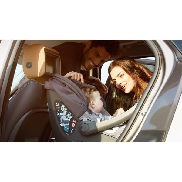 Inglesina Κάθισμα Αυτοκινήτου Darwin I-SIZE, Horizon Grey