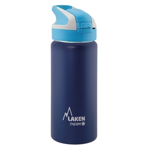 Laken Θερμός Inox 0.5L Μπλε - Σιελ