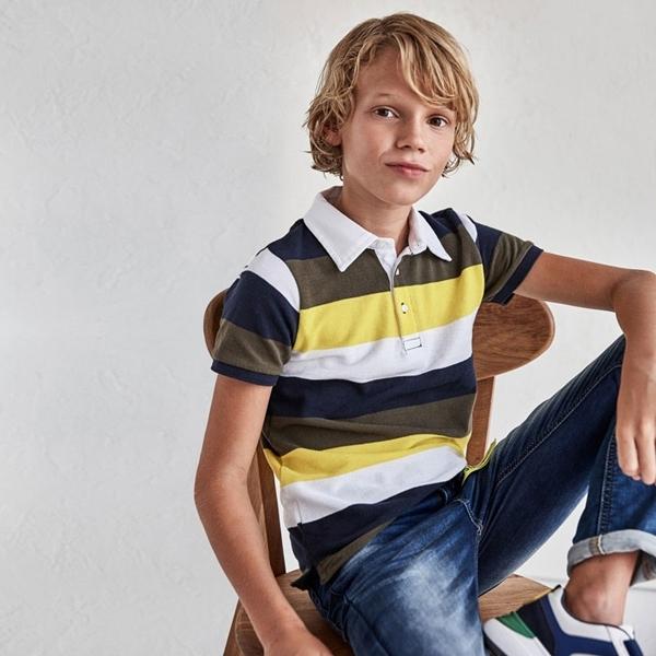 Mayoral Παντελόνι Τζιν ECOFRIENDS Απαλό Υφασμα Για Αγόρι, Μπλέ