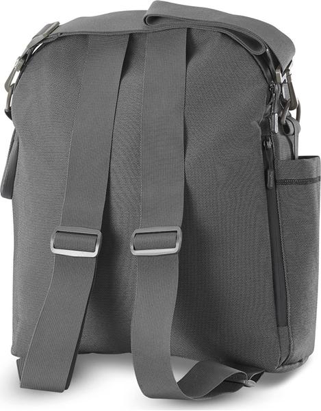 Inglesina Adventure Bag Aptica XT Τσάντα-Αλλαξιέρα Πλάτης Charcoal Grey