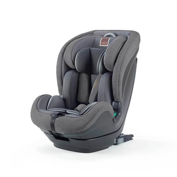 Inglesina Κάθισμα Αυτοκινήτου Caboto Grey i-Size 9-36kg Grey