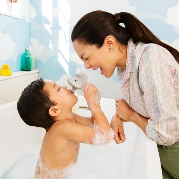 Munchkin Παιχνίδι Bubble Bestie που Πετά Φυσαλίδες για το Παιδικό Μπάνιο