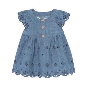 Mayoral Bebe Φόρεμα Για Νεογέννητο Κορίτσι, Τζιν