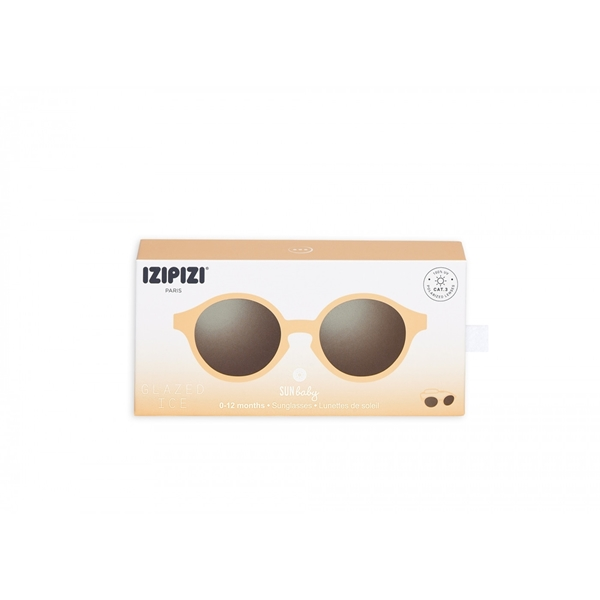 IZIPIZI Γυαλιά Ηλίου Sun Baby 0-12M Sunny Orange