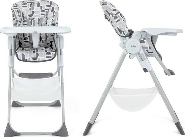 Joie Παιδική Καρέκλα Φαγητού Joie Mimzy Snacker 2 σε 1 Logan