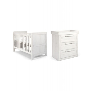 Picture of Mamas & Papas Βρεφικό Δωμάτιο Atlas, Nimbus White
