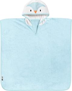 GroPoncho Πόντσο με Κουκούλα Percy the Penguin 2-4 ετών