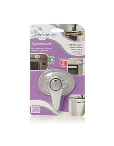 DreamBaby Ασφάλεια Φούρνου και Φούρνου Μικροκυμμάτων Silver