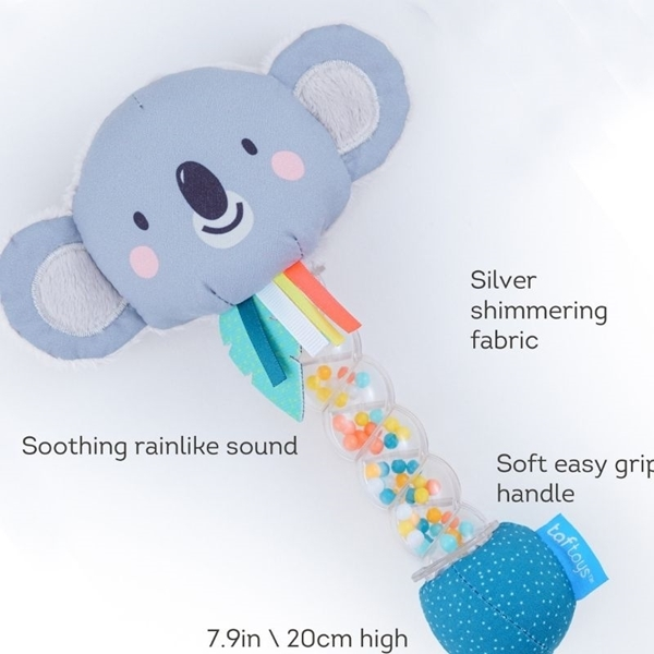 Taf Toys Κουδουνίστρα Koala Rainstick Rattle