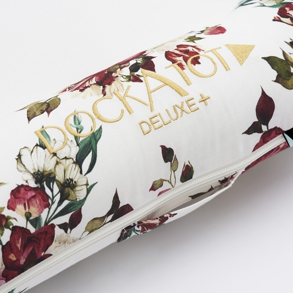 Dockatot Βρεφική Φωλιά Deluxe La Vie en Rose