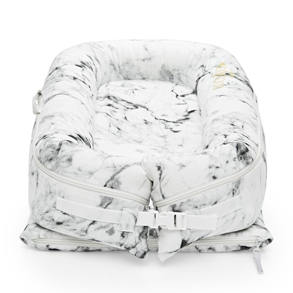Dockatot Βρεφική Φωλιά Deluxe Carrara Marble