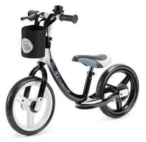 KinderKraft Ποδήλατο Ισορροπίας Space Black