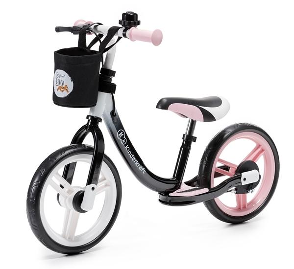 KinderKraft Ποδήλατο Ισορροπίας Space Pink