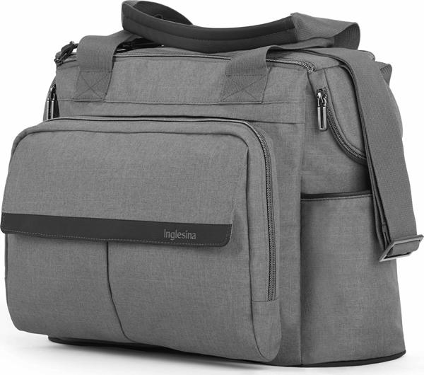 Picture of Inglesina Τσάντα Αλλαγής Aptica Dual Bag, Kensington Grey