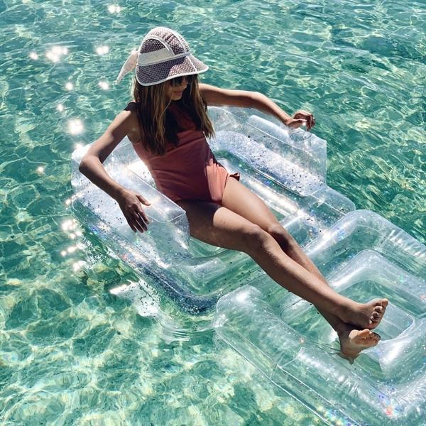 SunnyLife Φουσκωτό Στρώμα - Καρέκλα Lilo
