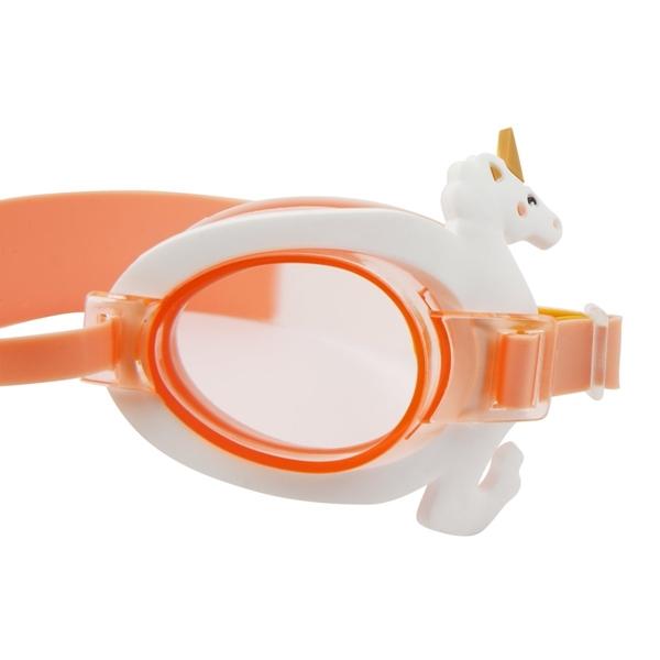 SunnyLife Παιδικά Γυαλιά Κολύμβησης Seahorse Unicorn - White