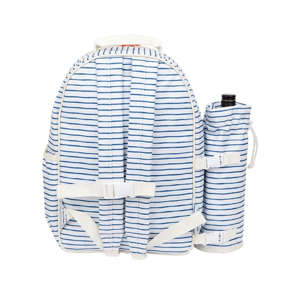 SunnyLife Ισοθερμική Τσάντα Πλάτης Picnic Nouveau Bleu
