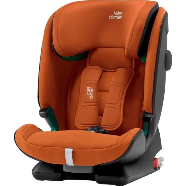 Britax Κάθισμα Αυτοκινήτου Advansafix I-Size 9-36kg. Premium Golden Cognac
