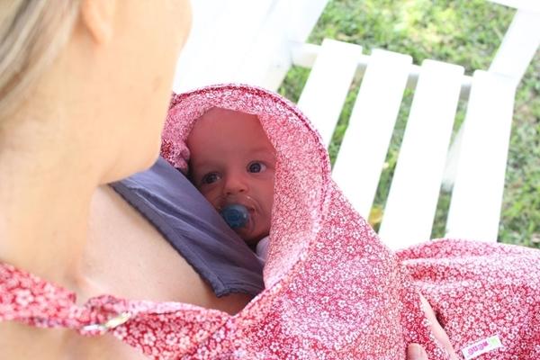 Minene Κάλυμμα Θηλασμού Gray Sprinkle