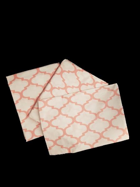 Dim Collection - Σετ σεντόνια κούνιας 3τμχ - Windows Coral
