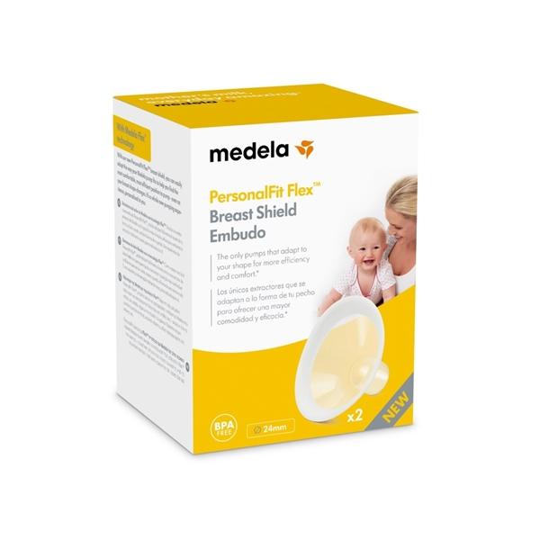 Medela Χοάνη PersonalFit Flex™ 30mm. XLarge 2τμχ