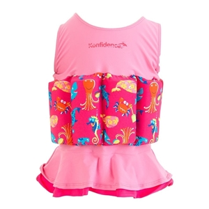 Konfidence Μαγιώ σωσίβιο Float Suit Mia 1-2 ετών