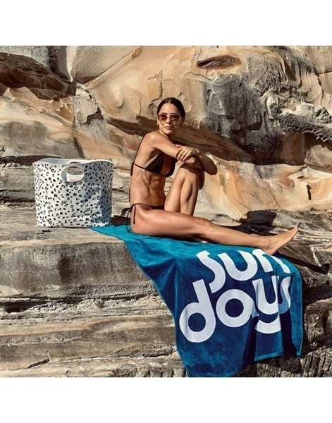 Picture of SunnyLife Τσάντα Παραλίας Eco Indigo Blue