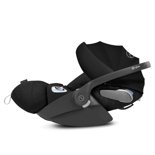 Cybex Κάθισμα Αυτοκινήτου Cloud Z i-Size, Deep Black Plus