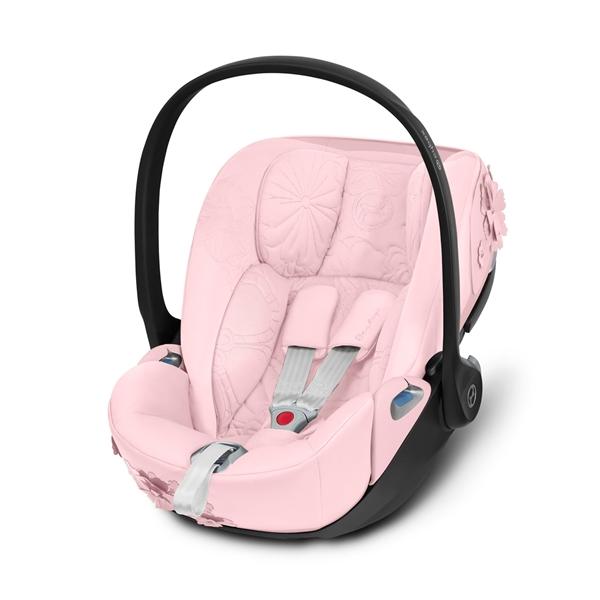 Cybex Κάθισμα Αυτοκινήτου Cloud Z i-Size, Simply Flowers Pink