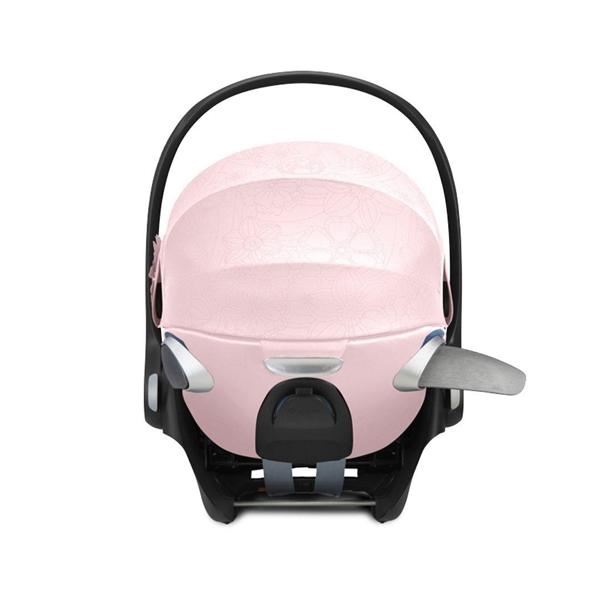 Picture of Cybex Κάθισμα Αυτοκινήτου Cloud Z i-Size, Simply Flowers Pink