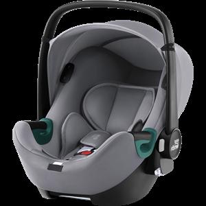 Britax Κάθισμα Αυτοκινήτου Baby Safe i-Sense 0-13kg. Frost Grey