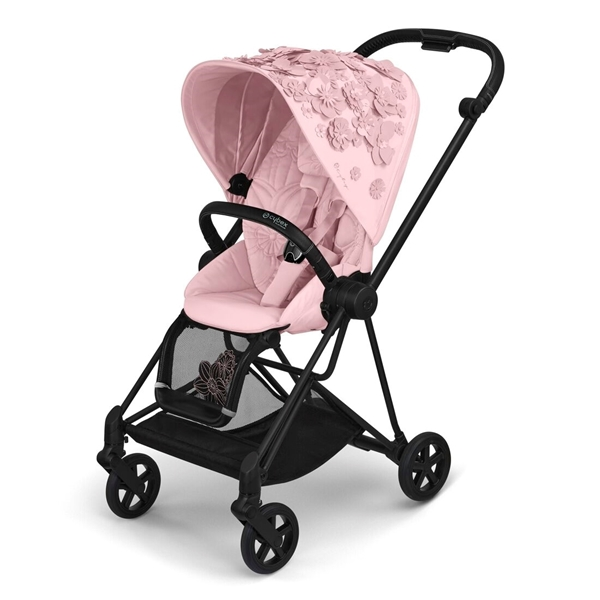 Cybex Κάθισμα Καροτσιού Mios Seat Pack Simply Flowers - Pink