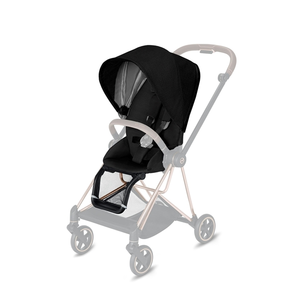 Picture of Cybex Κάθισμα Καροτσιού Mios Seat Pack, Stardust Black PLUS