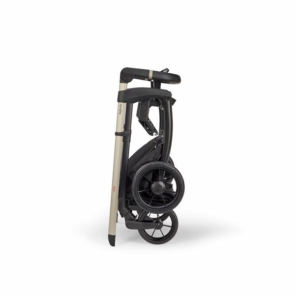 Inglesina Σύστημα Μεταφοράς Electa Quattro με Cab Chelsy Grey / Black