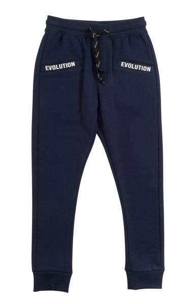 Funky Εφηβικό Παντελόνι Φόρμας Φούτερ Για Αγόρι Evolution, Μπλέ