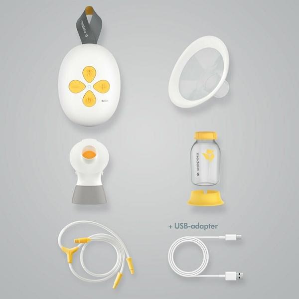 Medela Ηλεκτρικό Θήλαστρο Solo™ 2-Phase Expression®