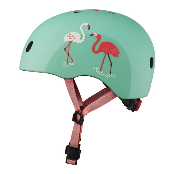 Micro Παιδικό Κράνος Flamingo, Medium