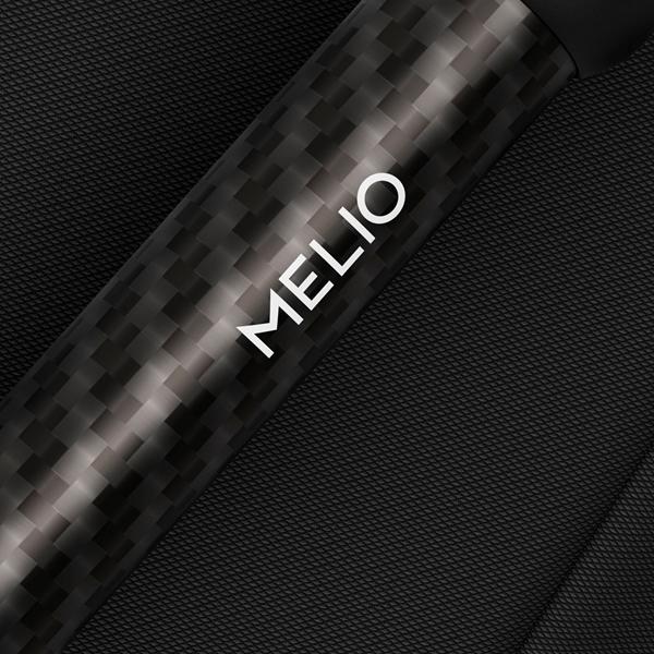 Picture of Cybex Καρότσι Melio Carbon B, Deep Black