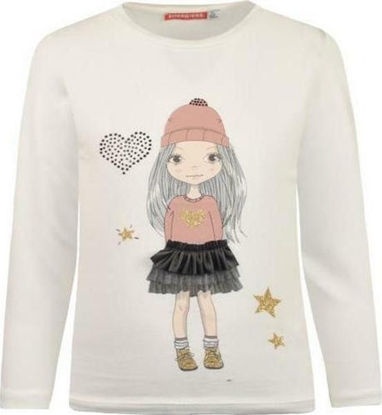 Energiers Παιδική Μπλούζα Casual Girl Για Κορίτσι, Εκρού