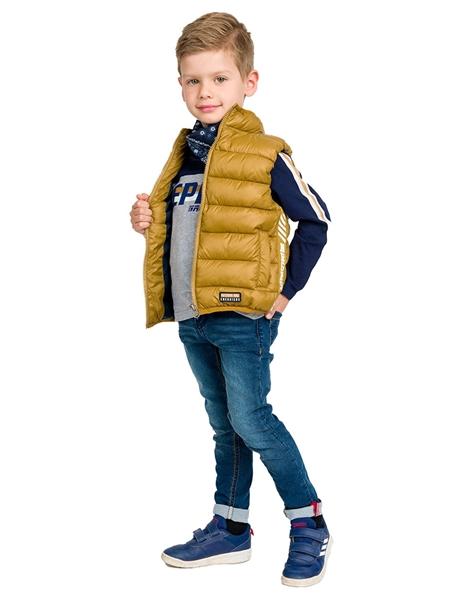 Energiers Παιδικό Παντελόνι Τζην Ελαστικό Για Αγόρι, Μπλέ