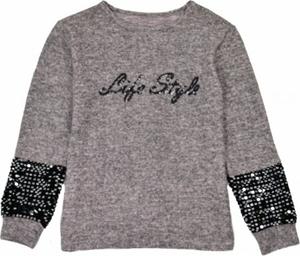 Εβίτα Fashion Μπλούζα Με Παγιέτες Life Style, Ροζ