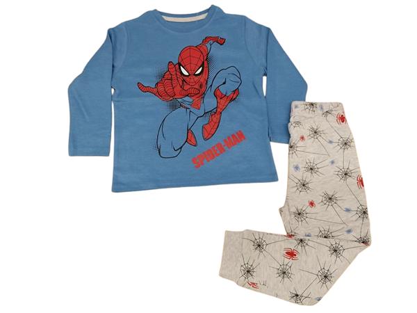 Zippy Σετ Πυτζάμες Για Αγόρι Spiderman, Μπλέ