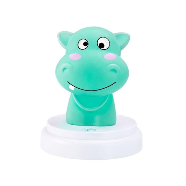 Alecto Φωτάκι Νυκτός Silly Hippo