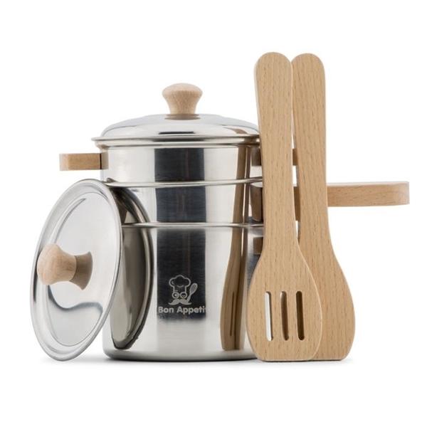 New Classic Toys Σκεύη Μαγειρικής