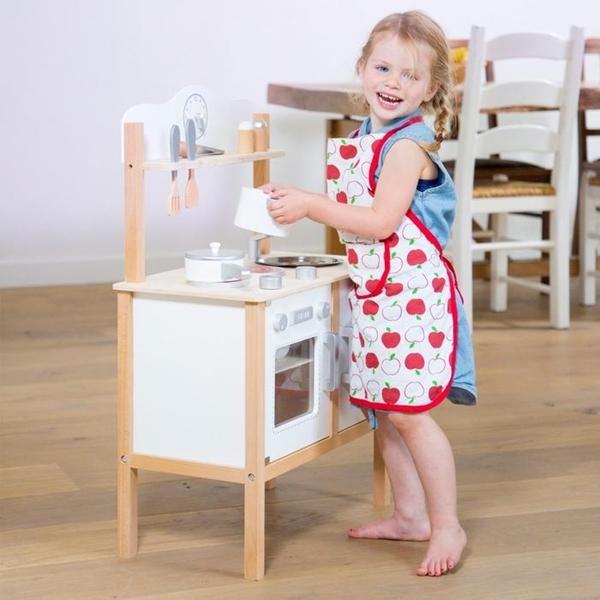 New Classic Toys Ξύλινη Κουζίνα Modern White