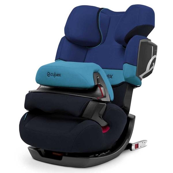 Cybex Κάθισμα Αυτοκινήτου Pallas 2-Fix 9-36kg. Blue Moon
