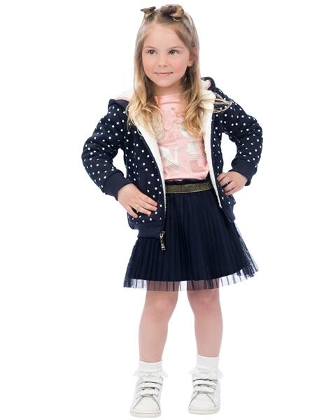 Energiers Παιδική Μπλούζα Για Κορίτσια Love, Σαπιο Μήλο